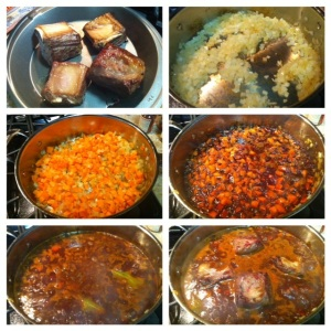 Step by Step Braise