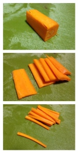 how to julienne